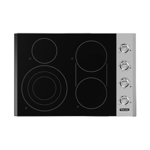 """Viking - 30"""" Electric Radiant Cooktop"""