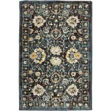 Touchstone Deveron Blue Teal 2'x3'