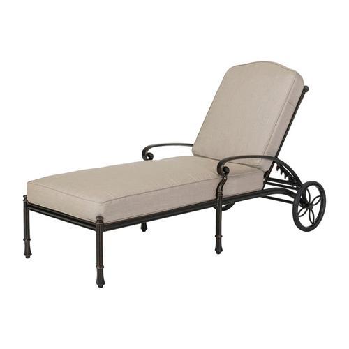 Gensun Casual Living - Bella Vista Cushion Chaise Lounge