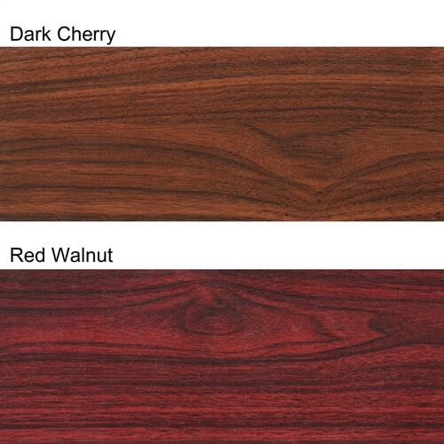 Safavieh - Erving Ceiling Light Fan - Red Walnut / Dark Cherry