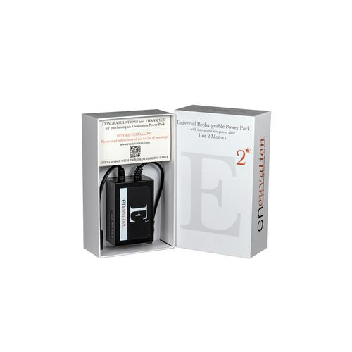 Enouvation - E2 2 MOTOR POWER PACK (CHARGING CABLE INCLUDED)