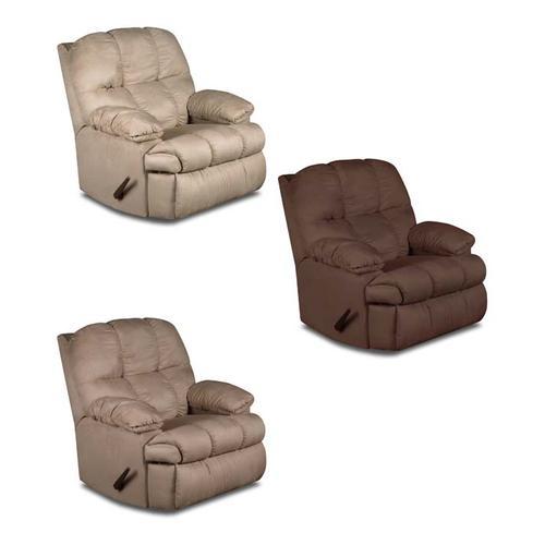 Simmons Upholstery - Massage Recliner
