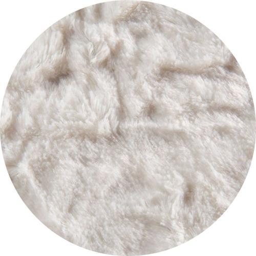 Full Cover - Faux Fur - Tan