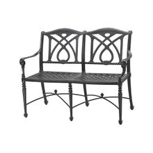 View Product - Grand Terrace Cushion Bench