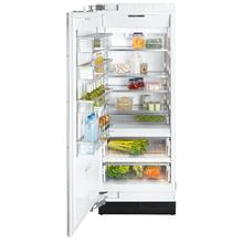 "30"" K 1811 SF Built-In Stainless Steel Refrigerator - Stainless steel"