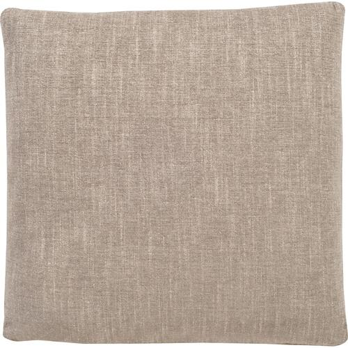 Bradington Young 22 Inch Square Pillow - Weltless W/Double Needle Stitching 151-22