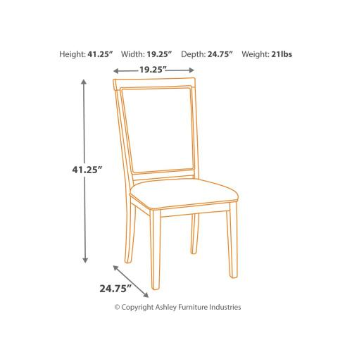 Chadoni Dining Room Chair