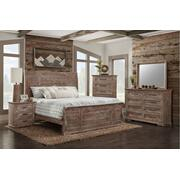 Brooklyn Queen Size Bed Product Image