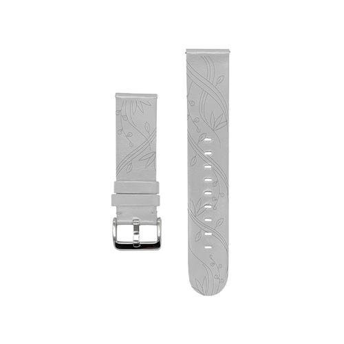 Samsung - Galaxy Watch4, Galaxy Watch4 Classic, Sami Mir Fruit Skin Band, S/M, Stratus Sky