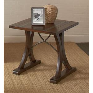 Square End Table