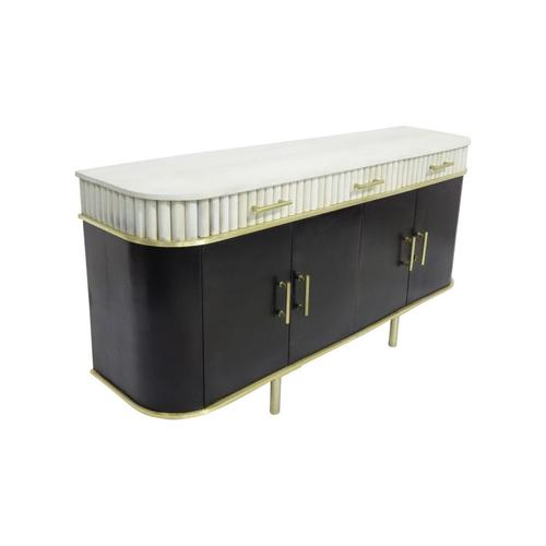 Vicenza 4 Door Sideboard, 2613R