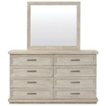 View Product - Cascade - Eight Drawer Dresser - Dovetail Finish