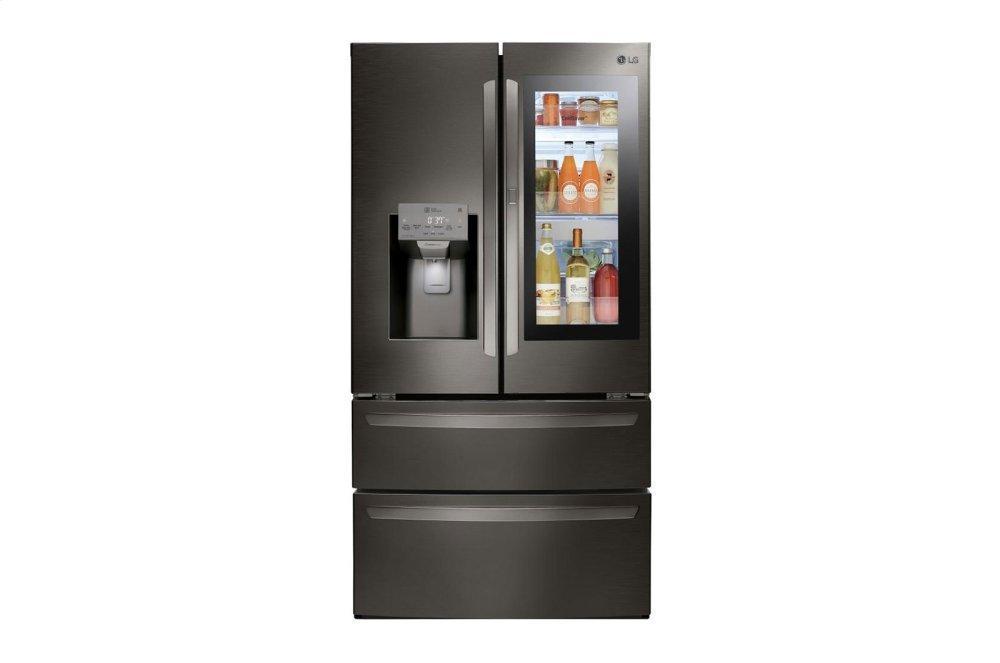 LG Appliances28 Cu. Ft. Smart Wi-Fi Enabled Instaview™ Door-In-Door® Refrigerator