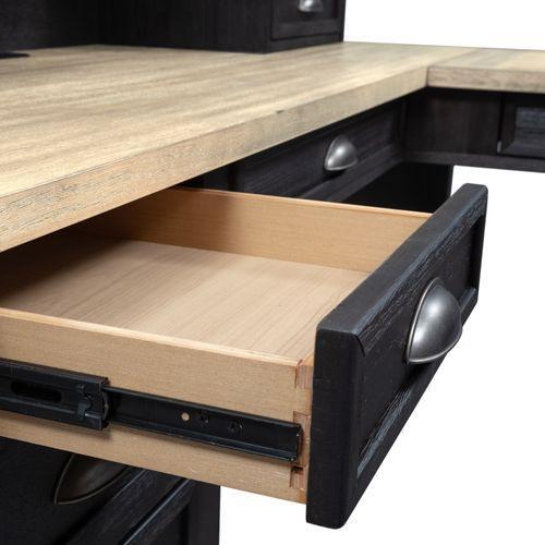 Liberty Furniture Industries - L Writing Desk Base