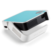 ViewSonic M1 mini Plus, Ultra-portable Pocket LED Smart Projector with 1080p Support