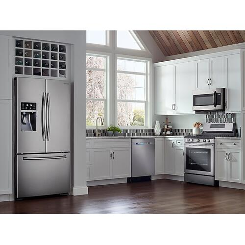28 cu. ft. French Door Refrigerator with CoolSelect Pantry™ in Stainless Steel