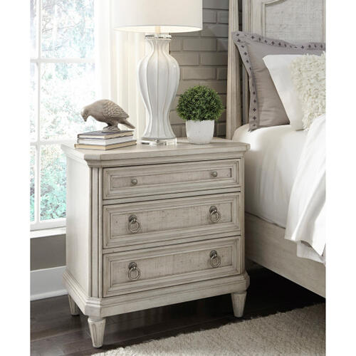 Pulaski Furniture - Linen Grace Nightstand