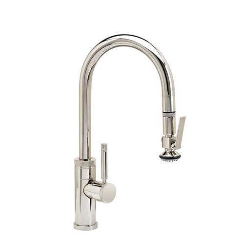 Industrial Prep Size PLP Pulldown Faucet - 9930 - Waterstone Luxury Kitchen Faucets
