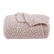 Pebble Creek Super Soft Throw Blanket - 4 Colors - Blush