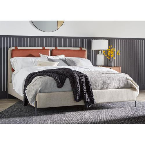 A.R.T. Furniture - California King Kirkeby Upholstered Bed by A.R.T. Furniture