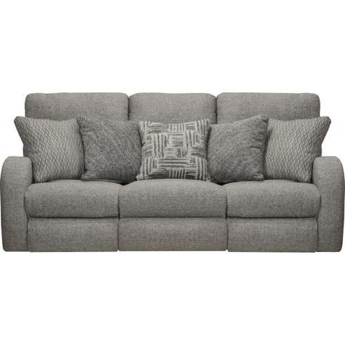 "Power Headrest Power Lay Flat Reclining Sofa (82"")"