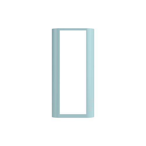 Interchangeable Faceplate (for Peephole Cam) - Bright Turquoise