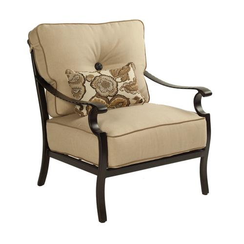Castelle - Monterey Cushioned Lounge Chair