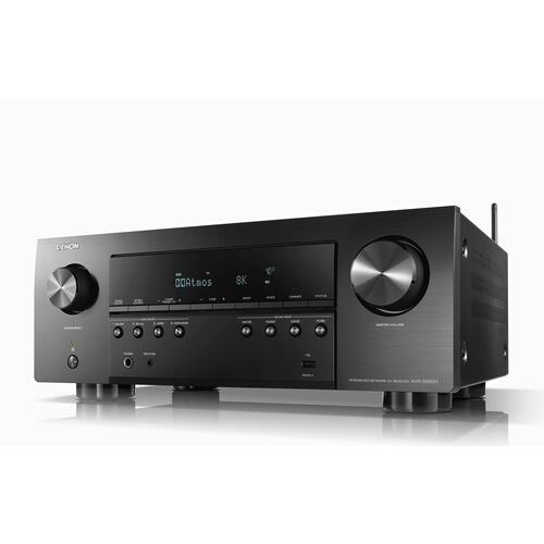 (2020 Model) 7.2ch 8K AV Receiver with 3D Audio, Voice Control and HEOS® Built-in
