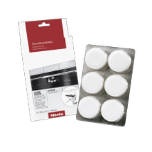 See Details - GP DC CX 0061 T - Descaling tablets, 6 tablets for coffee machine, steam oven, FashionMaster, oven/range with Moisture Plus.