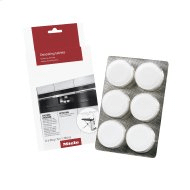 GP DC CX 0061 T - Descaling tablets, 6 tablets for coffee machine, steam oven, FashionMaster, oven/range with Moisture Plus.