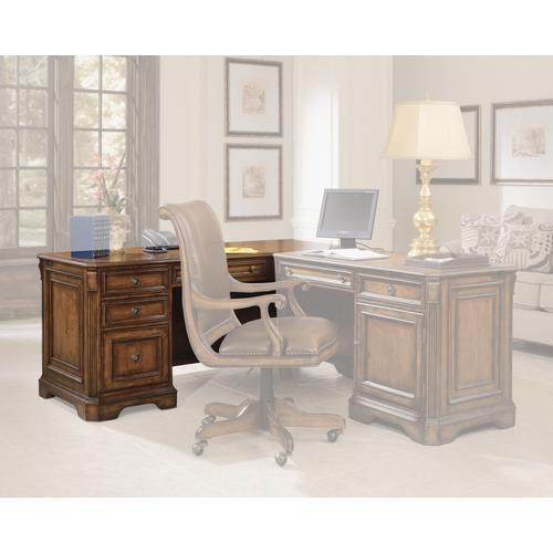 Product Image - Brookhaven Left Pedestal Desk