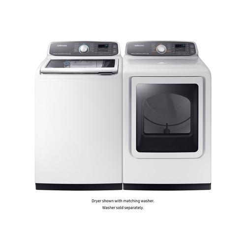 Samsung 7.4 Cu. Ft. Electric Dryer with MultiSteam