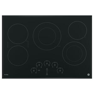 "OPEN BOX GE Profile™ 30"" Built-In Touch Control Electric Cooktop Product Image"