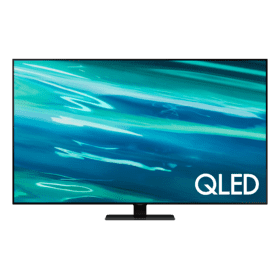"""85"""" 2021 Q80A QLED 4K Smart TV"""
