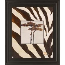 """View Product - """"Contemporary Africa I"""" By Patricia Pinto Framed Print Wall Art"""