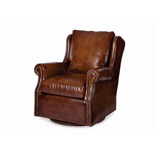 Cross Moore Swivel Chair