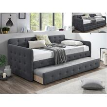 Haven Daybed Arm Grey