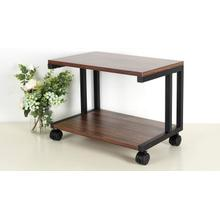 See Details - 7072 Side Table with Wheels