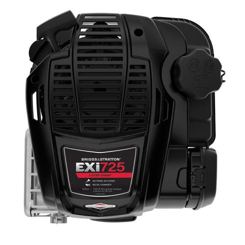 Briggs and Stratton - EXi Engine Series™ - Easy to use. Easy to Maintain.