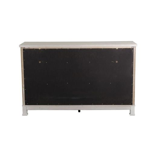 Standard Furniture - Chesapeake Bay 6-Drawer Dresser, Vintage White