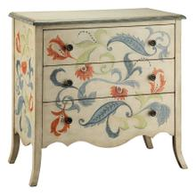 Caprice 3-drawer Chest
