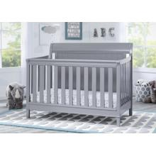 New Haven 4-in-1 Crib - Grey (026)