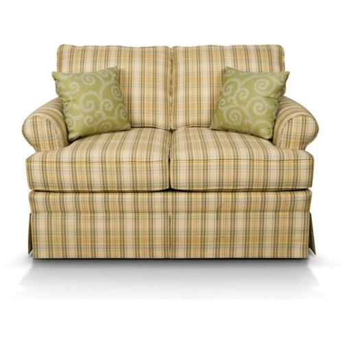 5340-88 Grace Loveseat Glider