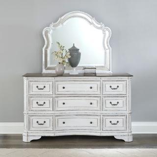See Details - Opt Dresser & Mirror