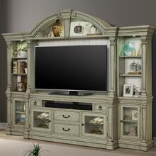 LAFAYETTE 4 piece Entertainment Wall
