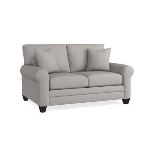 CU.2 Loveseat, Arm Style Canted