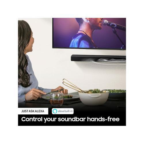 Samsung - HW-S60T 4.0ch All-in-One Soundbar (2020)