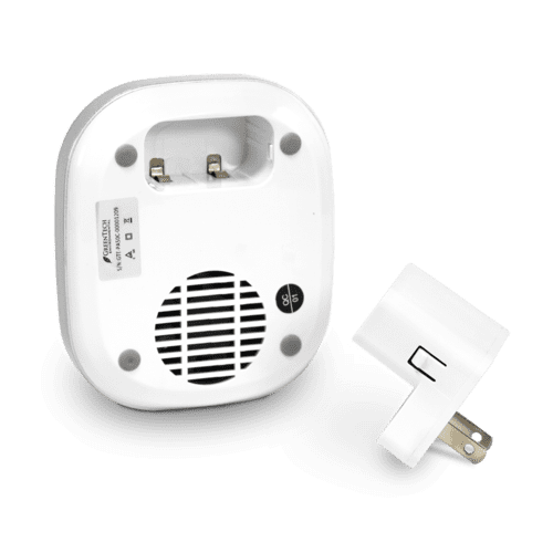 Greentech Environmental - pureAir 50C Small Space Plug-In Air Purifier