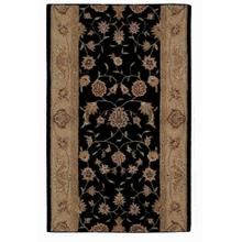 "Heritage Hall He10 Black 30"" Runner"
