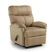 PICOT Leather Rocker Recliner